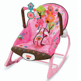 Cadeirinha Infância Sonho Rosa - Fisher-price