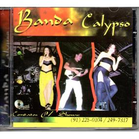 Cd Banda Calypso - 1° Cd