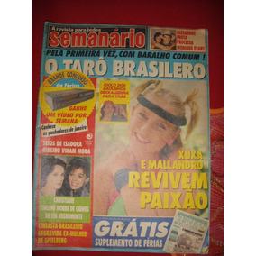Semanário Nº85 26/02/90 - Xuxa / Torloni / Frete Incluso