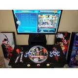 Tablero Arcade Ch Multijuegos Pandora 9s 2075 Juegos Nuevos