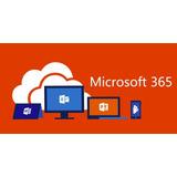 Office 365 Original Para 5 Equipos, Mac, Windows Y Android