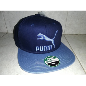 Gorra Visera Plana Snapback Puma Original