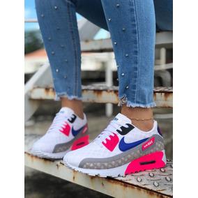 631c4efae0f73 Zapatillas Nike Mujer Blancas - Tenis Nike en Mercado Libre Colombia