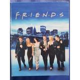 Blu-ray Coleção Friends Importado (áudio Legendas Português)