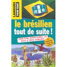 Le Brésilien Tout De Suite ! (coffret: 1 Livre + 1 Cd) - Po