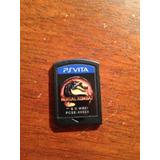 Mortal Kombat Para Ps Vita Psvita Sony
