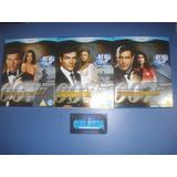 Blu-ray Novo - 007 James Bond Lote Com 3 Discos
