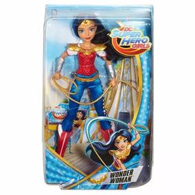Boneca Mulher Maravilha Dc Super Hero Girls - Wonder Woman