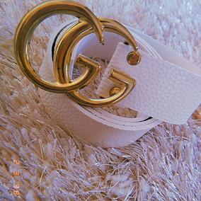 a91c93c0a Cinturon Gucci Mujer Imitacion - Ropa y Accesorios Blanco en Mercado ...