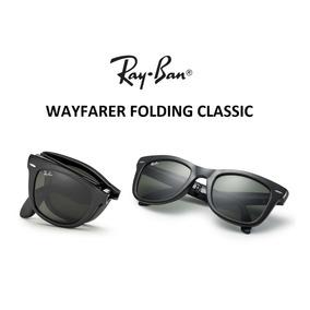 Estojo Ray Ban Original Dobravel - Óculos no Mercado Livre Brasil 08d5586187