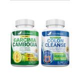 Pack 1 Garcinia Cambogia + 1 Colon Cleanse Envio Gratis