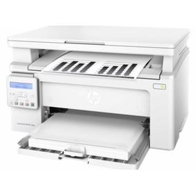 Impressora Multifuncional 3 Em 1 Hp Pro Mfp M130nw Laserjet