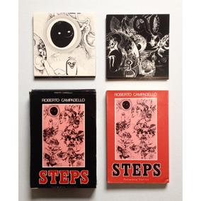 Jogo Steps 1973 Roberto Campadello 48 Cartas Lp Persona 1975 bad99918f25