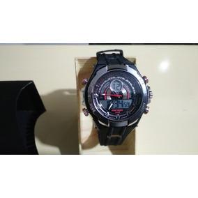 Relógio Pulso Masculino Normaii Anadig Bt057a18r Usado