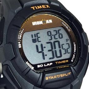 Timex Ironman Tw5k95600 Caballero Cristal Mineral Nuevo