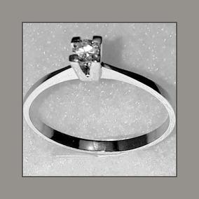 Anel Solitário Cartier Em Ouro Branco De Diamante - Joias e ... d3de8bddd6