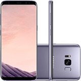 Smartphone Samsung Galaxy S8 64gb 12mp - Ametista (vitrine)