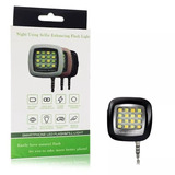 Smartphone Led Flash/fill- Light Com 16 Leds