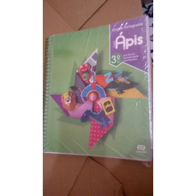 Kit Ápis 3° Ano -port,mat,hist,geo,ciên E Hello Kids