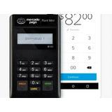01 Maquineta De Cartão De Crédito E Debito Do Mercado Pago