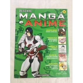 26 Revistas Desenhe Mangá E Anime Frete Gratis