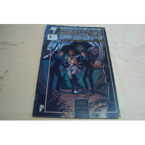 Comic Malibu / Star Trek Deep Space Nine Hearts And Minds 3