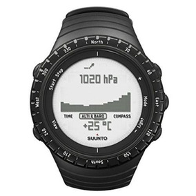 Suunto Core Regular Black Militar - Relógio Ss014809000