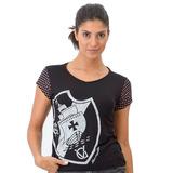 Camisa Retro Do Vasco Feminina - Camisa Vasco Feminina no Mercado ... 5d8f6b060789f