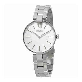 b0e5f9ea51c Relogio Rado Quartz Aceito - Relógios De Pulso no Mercado Livre Brasil