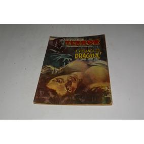 Seleções De Terror Nº 49 - 1965 - Editora Outubro -original