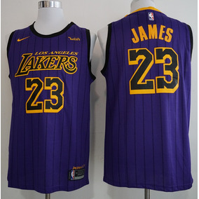 Regata Lakers - Camisas no Mercado Livre Brasil 2af938c373cfc