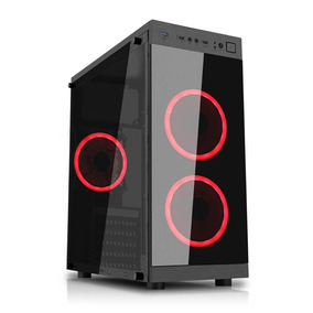 Pc Gamer G-fire Ryzen 5 2400g 8gb 1tb Rx Vega 11 2gb +nf