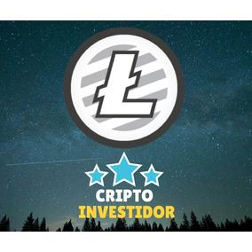 0,1 Litecoin Envio Imediato - Menor Preço - Criptomoedas