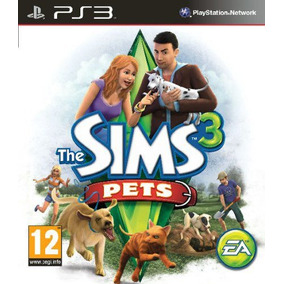 The Sims 3 Pets Ps3 Mídia Física Usado