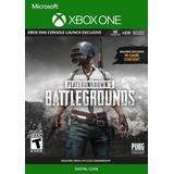 Pubg Xbox One Código Entrega Inmediata ¡oferta!