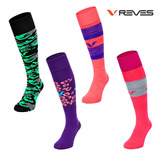 Medias Largas Reves Funny Para Hockey Tododeporte Socks