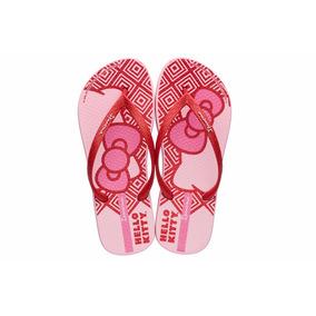 c88b3a5f7b Tamanco Ipanema Hello Kitty - Sapatos no Mercado Livre Brasil