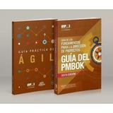 Pmp Pack Pmbok 6, Rita Mulcahy 9, Guía Ágil 2018