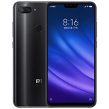 Xiaomi Mi 8 Lite Preto 6gb Ram 128gb P/entrega Global + Capa