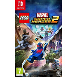 Lego Marvel Superheroes 2 Nintendo Switch Nuevo Y Sellado