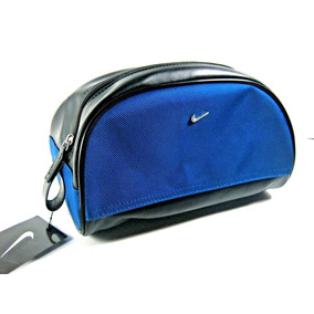 643e8c9640 Bolsa Masculina Nike Original Necessaire Em Couro Legítimo