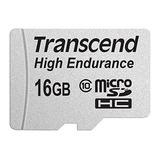 Transcend Information 16gb Micro Card Con Adaptador Ts16gusd