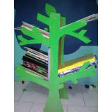 Biblioteca Infantil Niño Niña Forma Arbol Decoracion Regalo