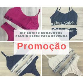 Conjunto Calvin Klein Tamanho Gg - Conjuntos de Lingerie GG no ... ded272c56e