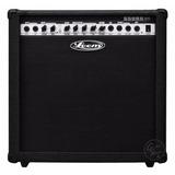 Amplificador Para Guitarra 50w Leem 50w Reverb Profesional