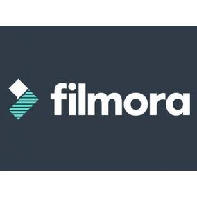 Wondershare Filmora Ultima Versão 2019 + Todos Effect Packs