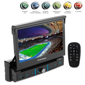 Dvd Player Auto Radio Iam Pl 7 1din Sp6720 Dtv