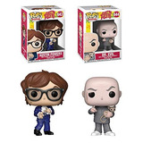Lote 2 Funko Pop Austin Powers En La Plata