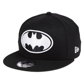 Gorra New Era Dc Comics Batman Black   White 9fifty 9204790db1d