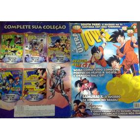 Revista Ultra Jovem Edição Ano 01 N° 06